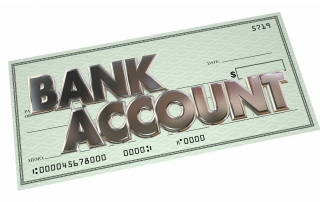 bank account during bankruptcy